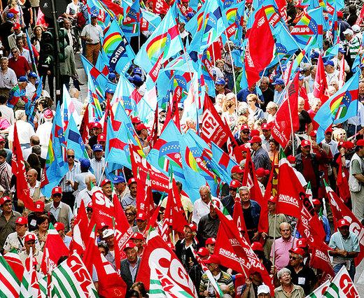 Crisi dei sindacati e crisi democratica