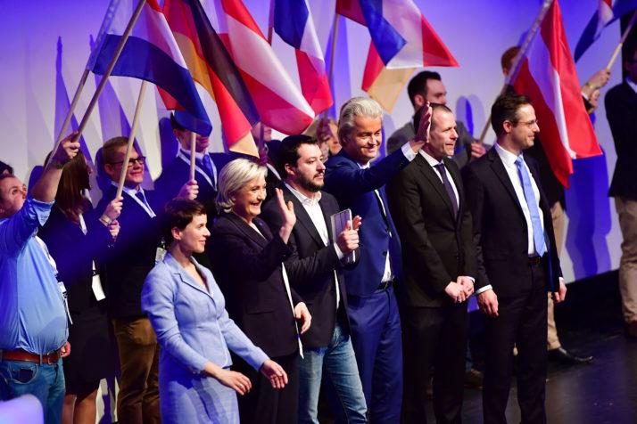 Germania, oggi controsummit euroscettici: con Le Pen c'è Salvini