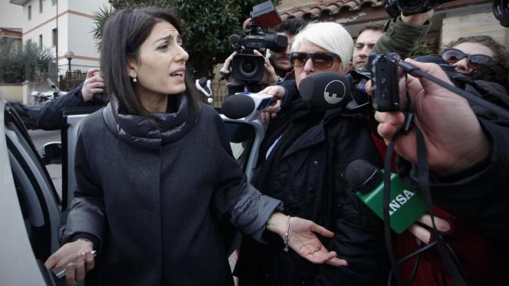 L'Espresso: polizza da 30mila euro di Salvatore Romeo a Virginia Raggi