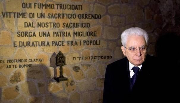 Fosse Ardeatine, Raggi assente Il Pd: