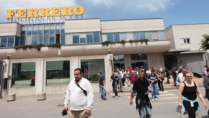Ferrero si conferma 1/a al mondo