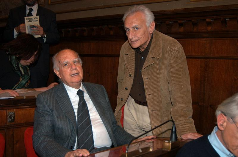 È morto a 91 anni Alfredo Reichlin: partigiano e allievo di Togliatti