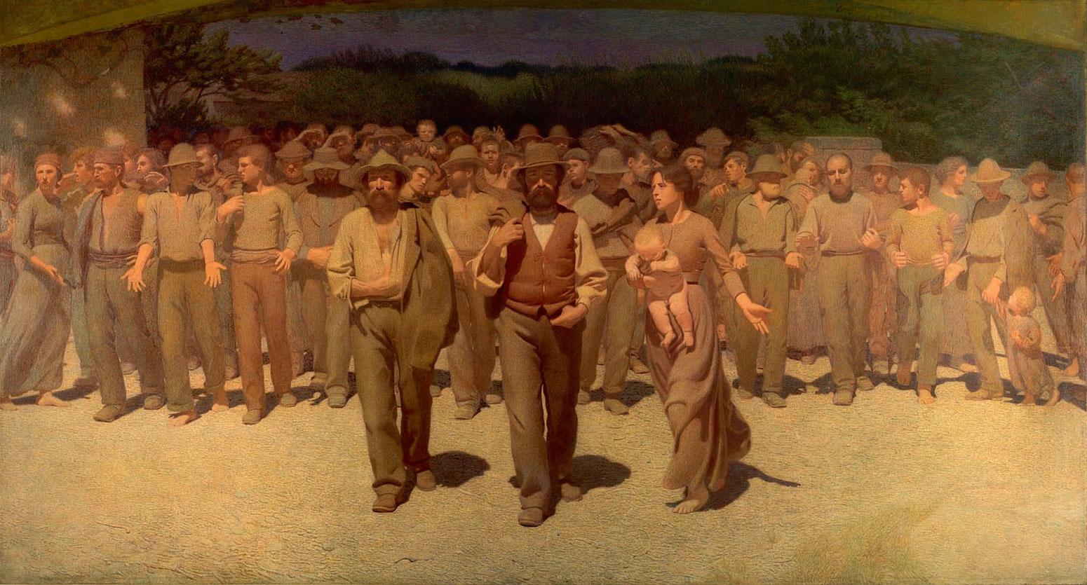 Primo Maggio a Milano, al via il corteo dei lavoratori