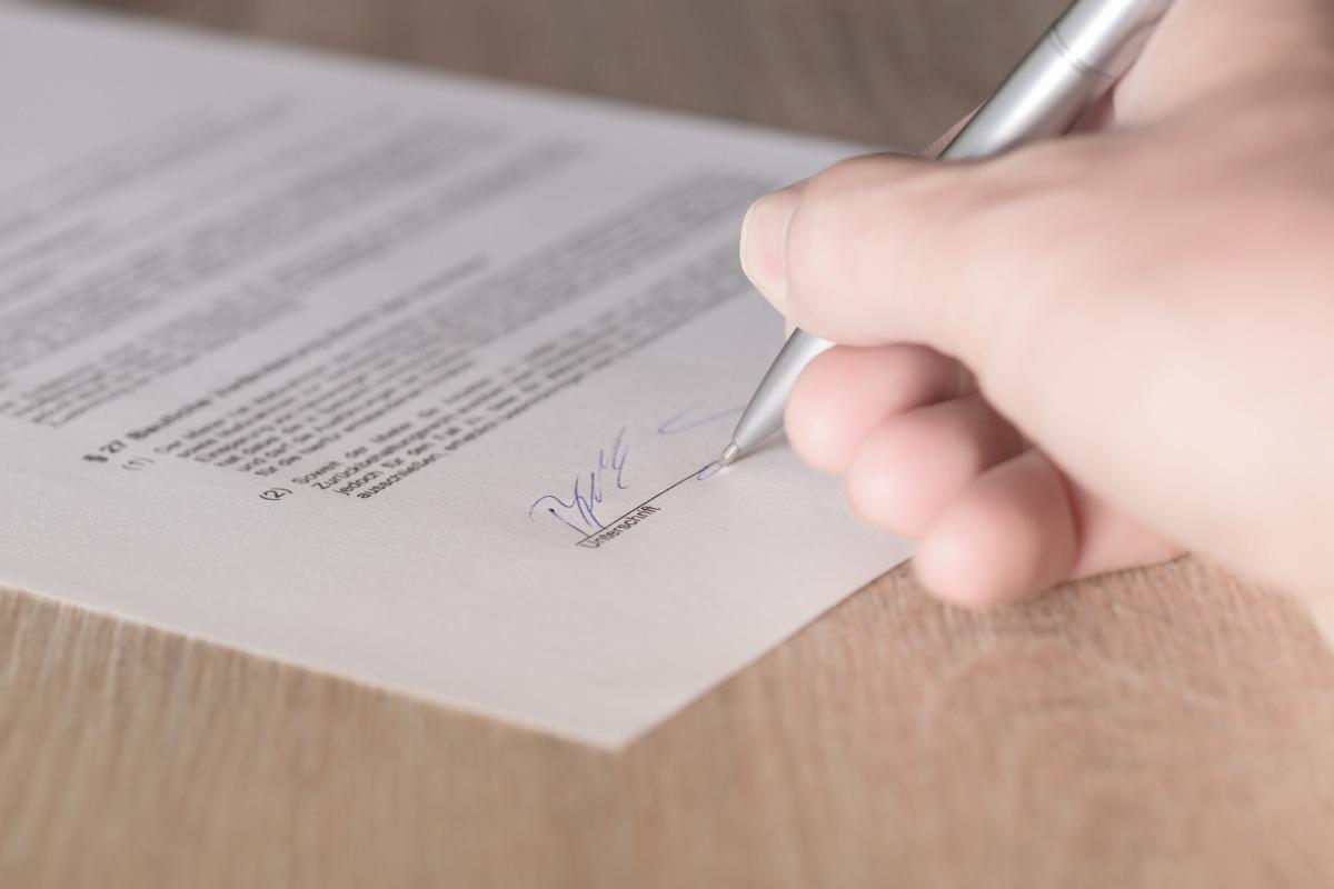 Il risveglio del contratto